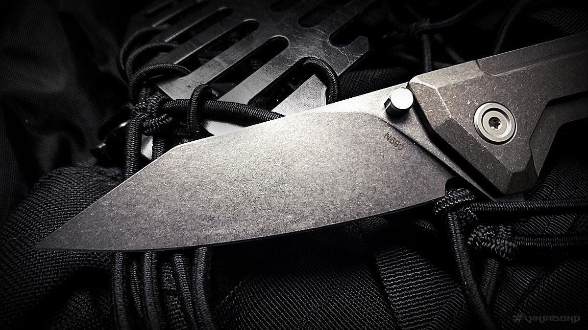 Raidops Centauro Knife Blade /// VINJABOND