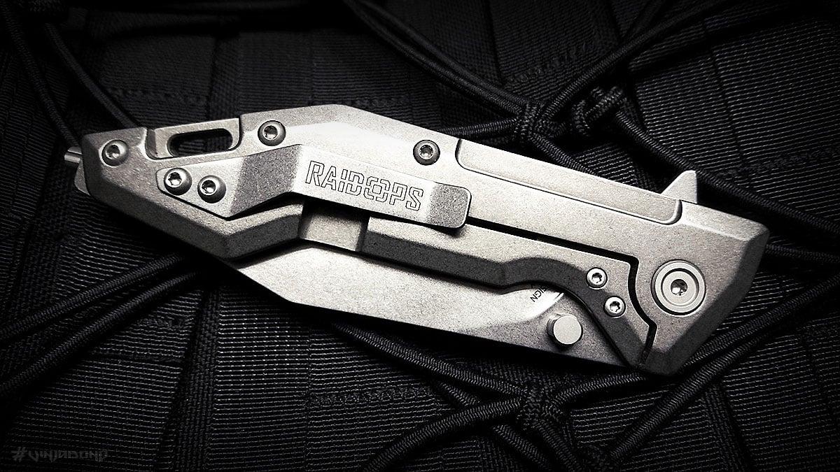 Raidops Centauro Knife 2 /// VINJABOND