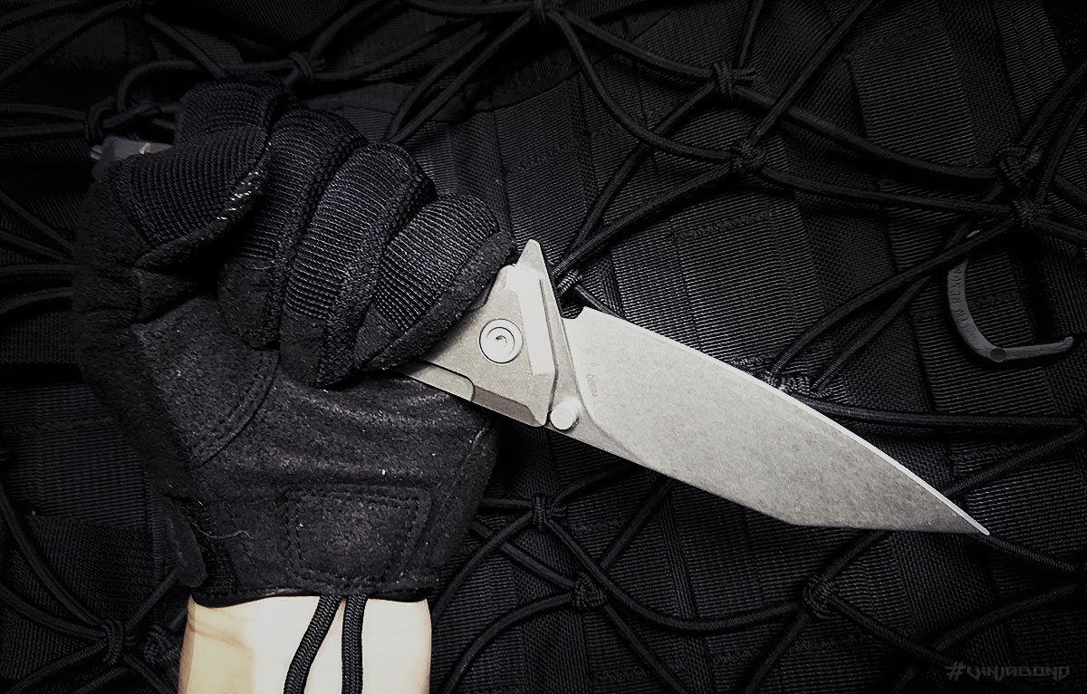 The Raidops Centauro Knife