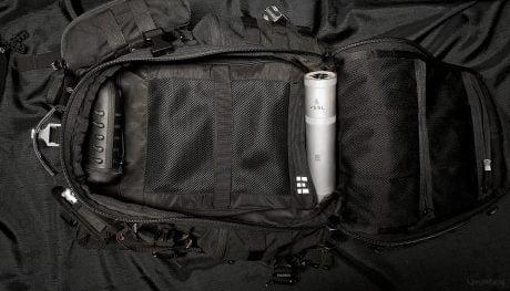 FAST Pack EDC Backpack Mod - The Base /// Vinjatek