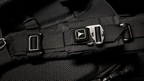 FAST Pack EDC Backpack Mod Setup - Left Strap /// Vinjatek