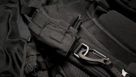 FAST Pack EDC Backpack Mod Setup - Right Strap /// Vinjatek