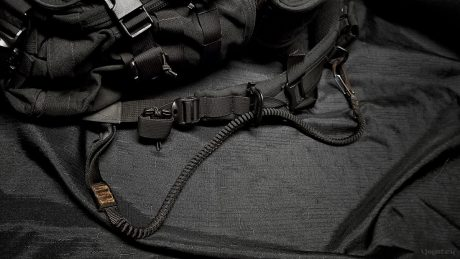 FAST Pack EDC Backpack Mod Setup - Tether /// Vinjatek