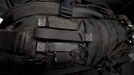 FAST Pack EDC Backpack Mod - The Handle /// Vinjatek