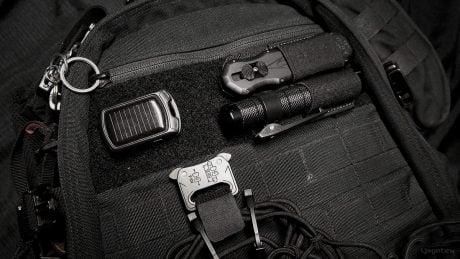 FAST Pack EDC Backpack Mod Setup - Velcro Front Panel /// Vinjatek