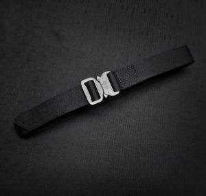 Black Scout Survival CB Concealment Belt /// Vinjabond