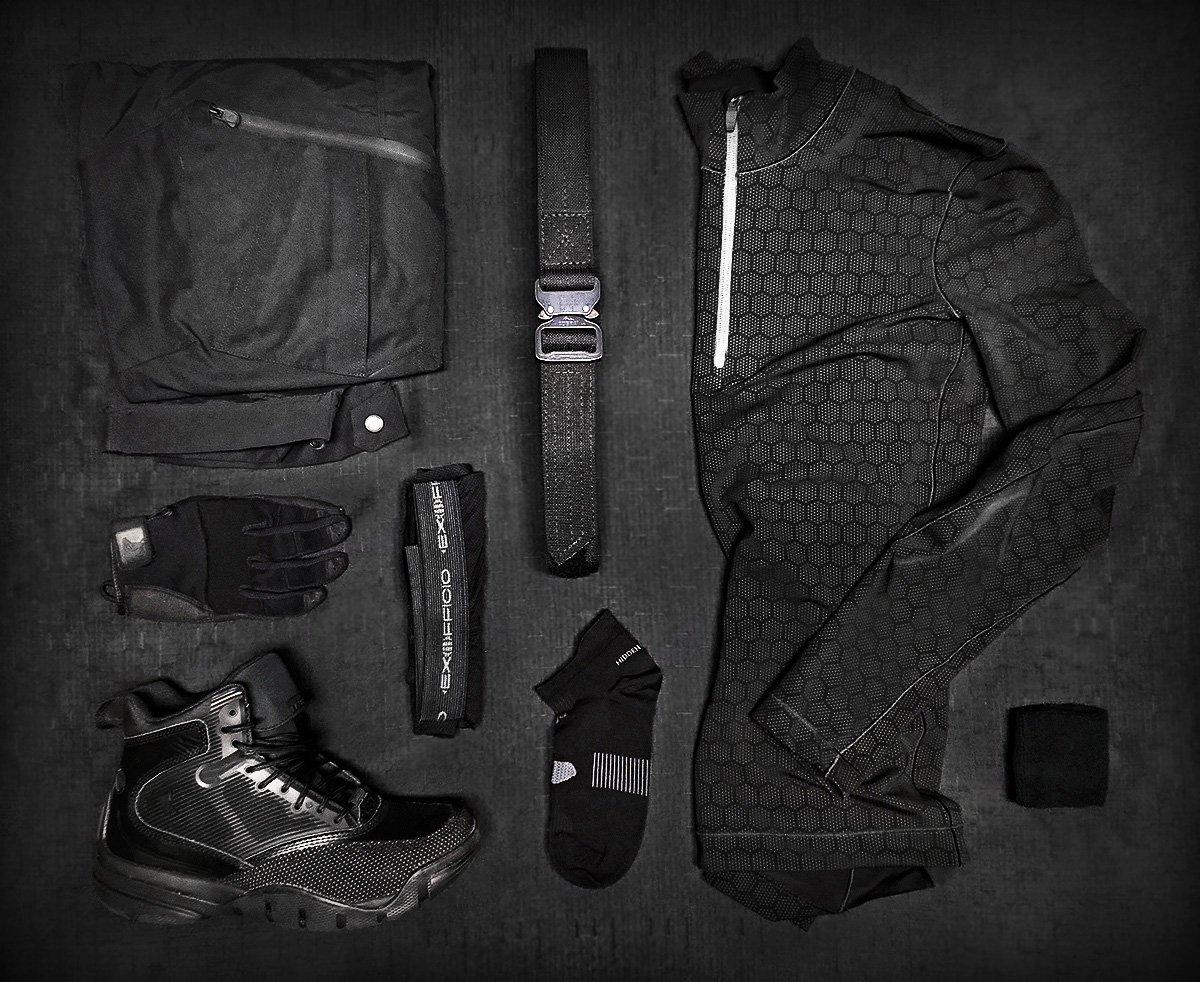 Menswear: Technical / Tactical Casual // VInjatek