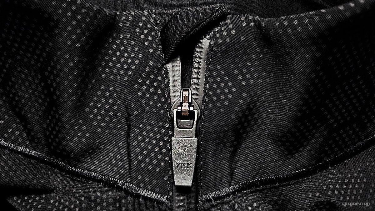 Zipper of The Condition Black Ceramic Baselayer ///