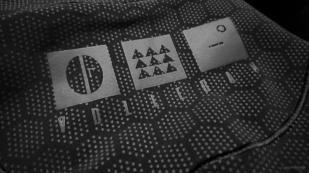 Condition Black Ceramic T-Shirt Vollebak Logo ///