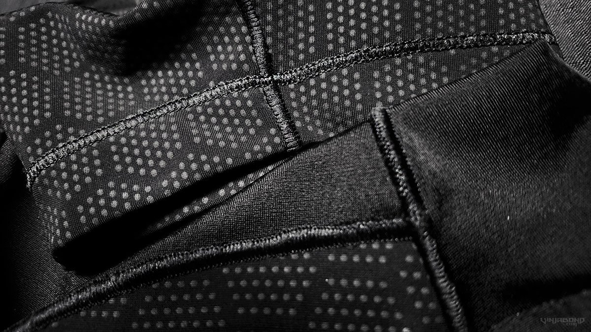 Tough, Stretchy and Flat Active Stitching ///