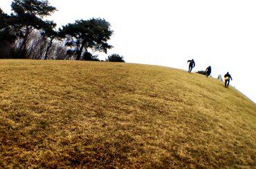 Royal Tombs of the Joseon Dynasty in Seoul, Korea /// Vinjatek