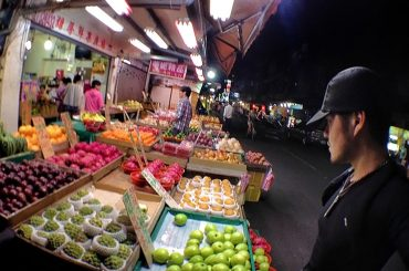 Fruit Shop in Taipei, Taiwan /// Vinjatek