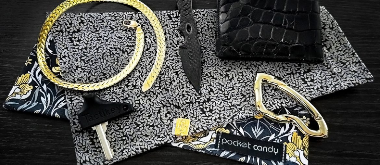 Gentleman's Gold Defense EDC Kit /// Vinjatek