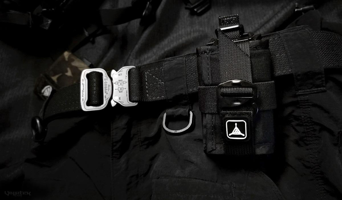 SERE Pouch 1 /// Belt Setup