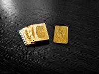 Pamp Suisse Micro Gold Bars /// Vinjatek