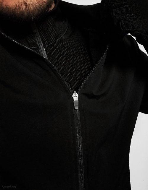 Vollebak Condition Black Baselayer and Goruck Simple Windbreaker /// Vinjatek