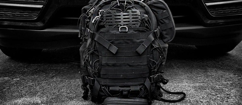 Vinjatek Backpack Kit Setup Guide /// Vinjatek Poster