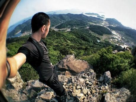 Tongyeong Mountain Korea /// Vinjatek