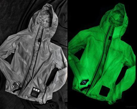 Vollebak Solar Charged Jacket - Before and After /// Vinjatek