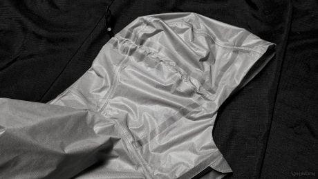 Vollebak Solar Charged Jacket Hood /// Vinjatek