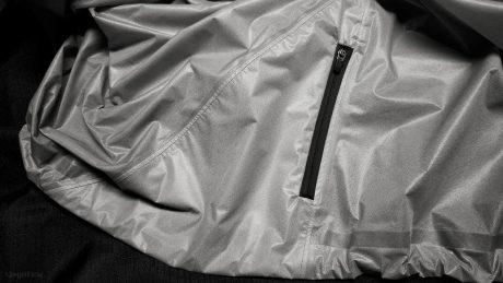 Vollebak Solar Charged Jacket Pocket /// Vinjatek