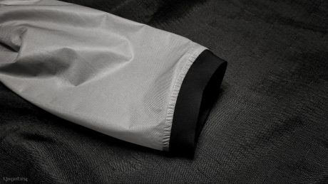 Vollebak Solar Charged Jacket Sleeve Cuff /// Vinjatek