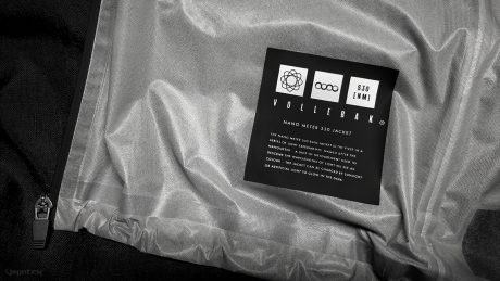 Vollebak Solar Charged Jacket Tag /// Vinjatek