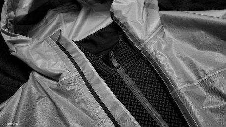 Vollebak Solar Charged Jacket With Condition Black Ceramic Midlayer /// Vinjatek