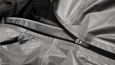 Vollebak Solar Charged Jacket Zipper /// Vinjatek