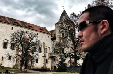 Křivoklát Castle, Czech Republic /// Vinjatek
