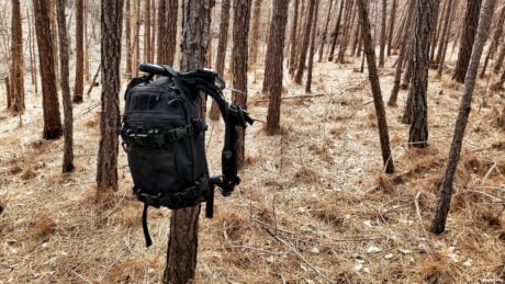 FAST Pack Scout in the Wild /// Vinjatek