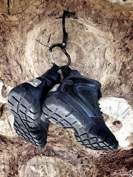 Herclip Hanging LALO Shadow Amphibian Boots /// Vinjatek