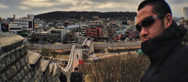 Hwaseong Fortress of Korea /// Vinjatek