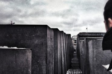 Berlin Holocaust Museum in Germany /// Vinjatek
