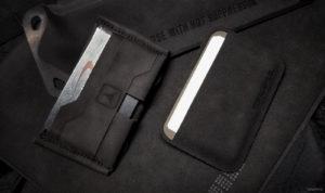 TAD Transport Card Sleeve VS. Magpul DAKA Essential Wallet /// Vinjatek