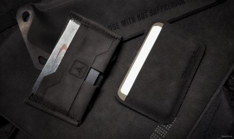 TAD Transport Card Sleeve VS. Magpul DAKA Essential Wallet /// Vinjatek