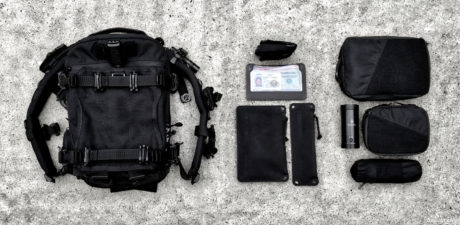 Vagabond Lifestyle Go-Bag Loadout Kit /// Vinjatek