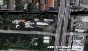 Bangkok Airplane Graveyard Map /// Vinjatek
