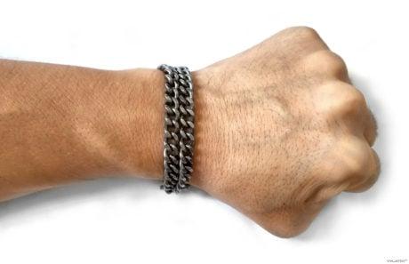 Covert SERE Escape Survival Bracelet Chain /// Vinjatek