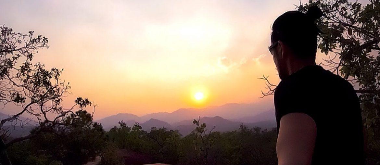 Sunset at Pai Canyon, Thailand /// Vinjatek