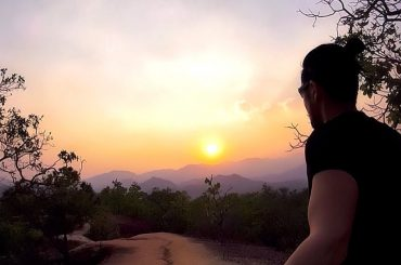 Sunset at Pai Canyon, Thailand /// Vinjatek