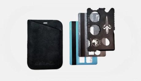 DAKA Assailant Wallet Kit Items  /// Vinjatek