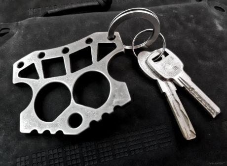 Raidops Knuck EDC Keychain Defense /// Vinjatek