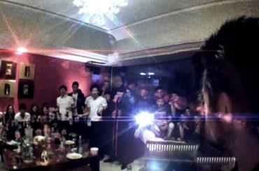 Celebrity Party Crashing at Taipei, Taiwan /// Vinjatek