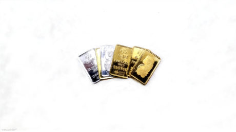 Gold Bullion for Urban Survival and Bartering /// Vinjatek