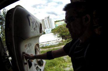Airplane Graveyard in Bangkok, Thailand /// Vinjatek
