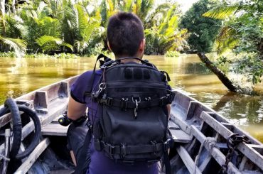 FAST Pack Scout at the Mekong Delta in Vietnam /// Vinjatek