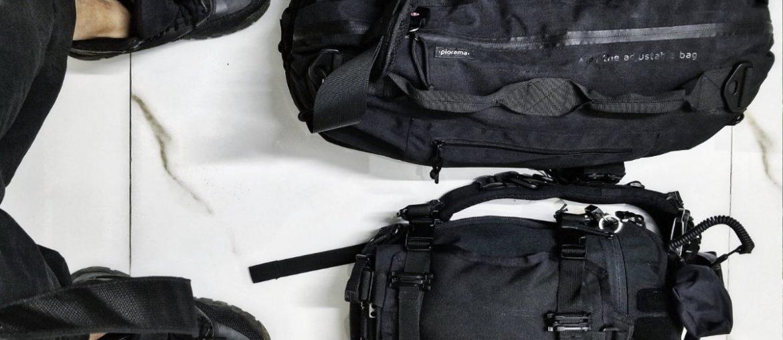 Vagabonding Packing List Loadout /// Vinjatek