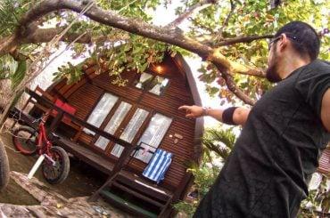 Airbnb Bungalow at Gili Air Island in Indonesia /// Vinjatek