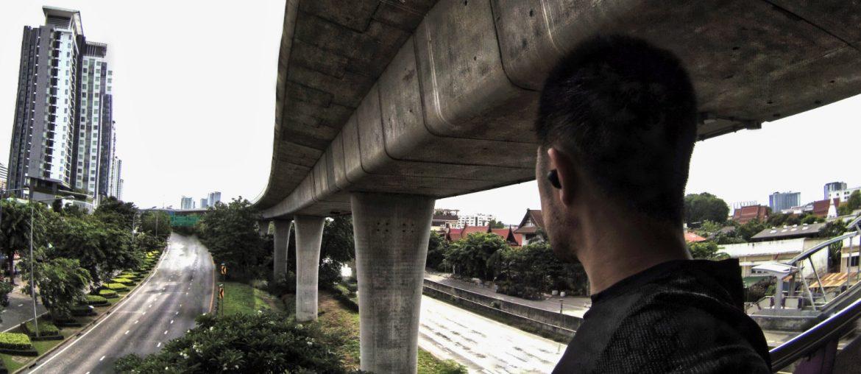 URBEX Underpass in Bangkok, Thailand /// Vinjatek